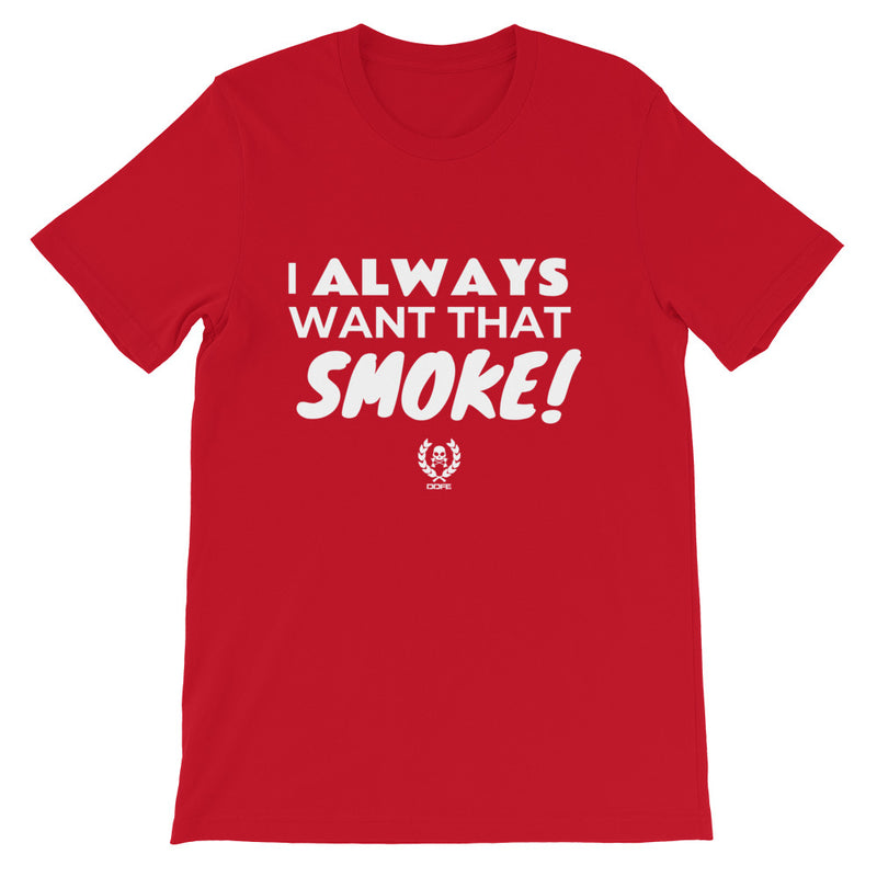 'That Smoke' Unisex T-Shirt - Savage Season Apparel Store