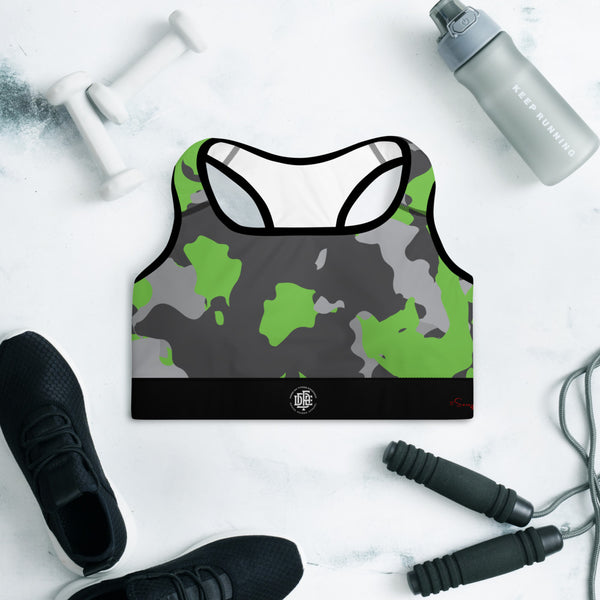 Premium Collection 'DDFE' Emerald Camo Performance Top - Savage Season Apparel Store