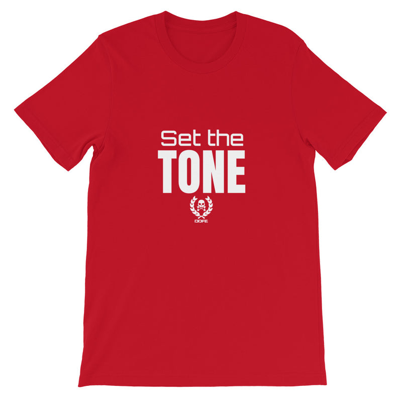 'Set the Tone' Unisex T-Shirt - Savage Season Apparel Store