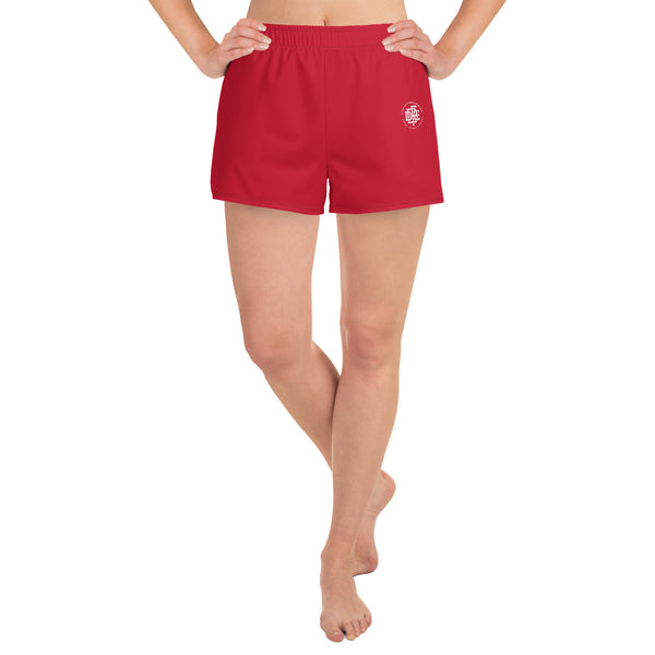 Premium Collection 'DDFE' Red Short Shorts - Savage Season Apparel Store