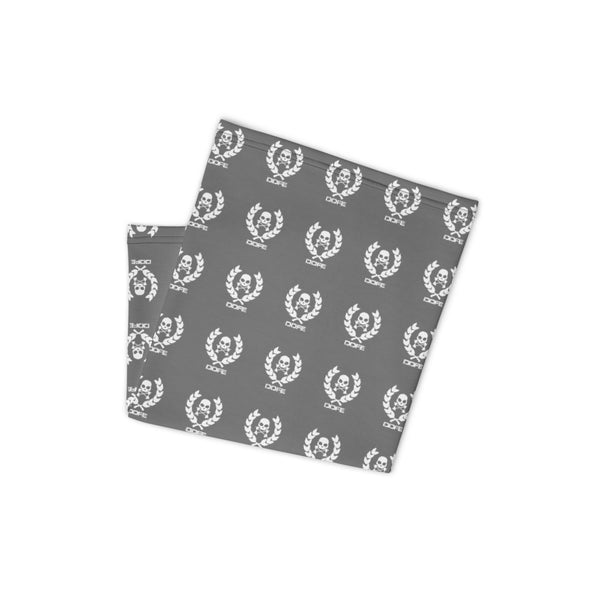 'DDFE' Grey Neck Gaiter - Savage Season Apparel Store