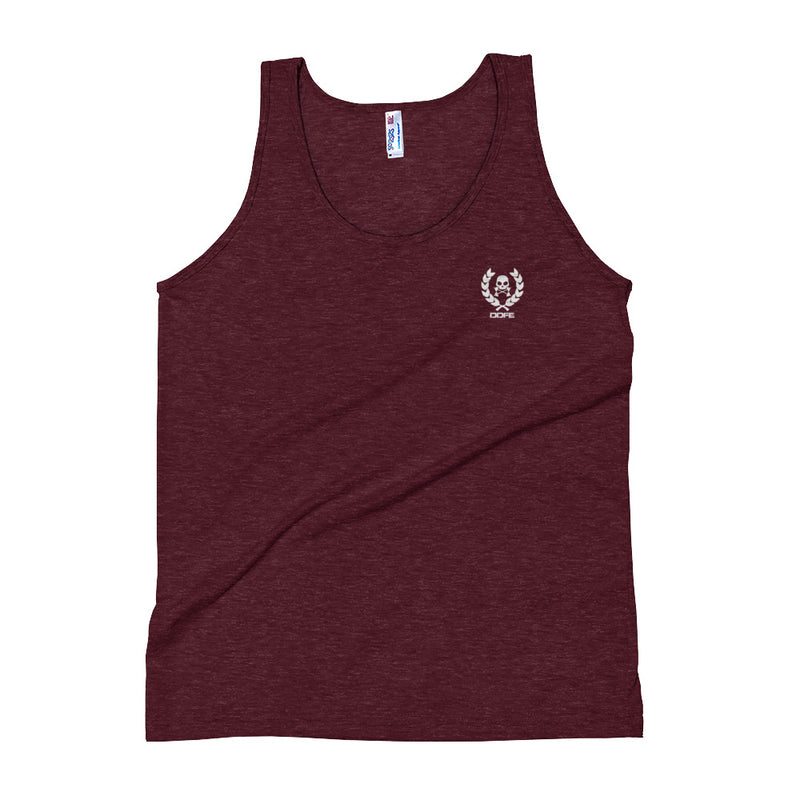 'DDFE' Unisex Fitted Tank Top - Savage Season Apparel Store