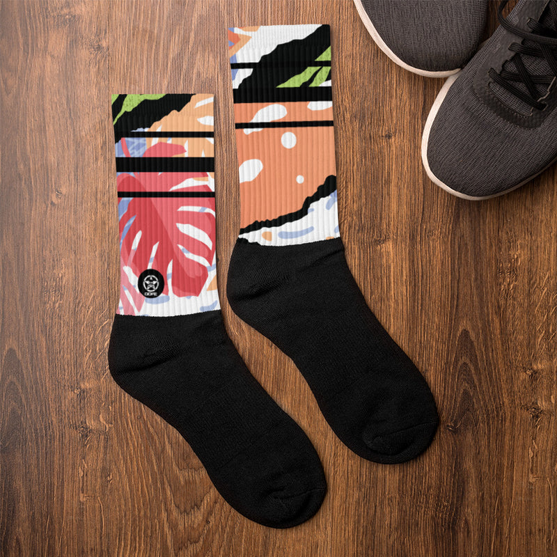 'Savages ONLY' ELEMENT Crew Sock - Savage Season Apparel Store