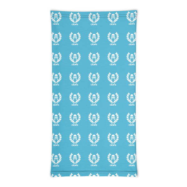 'DDFE' Baby Blue Neck Gaiter - Savage Season Apparel Store