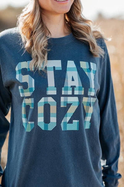 Stay Cozy Long Sleeve