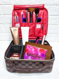 Have It Your Way Cosmetic Bag - 2 Color Options