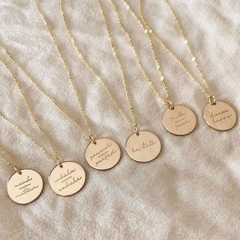 Brinlee Inspiration Necklace - 4 Style Options