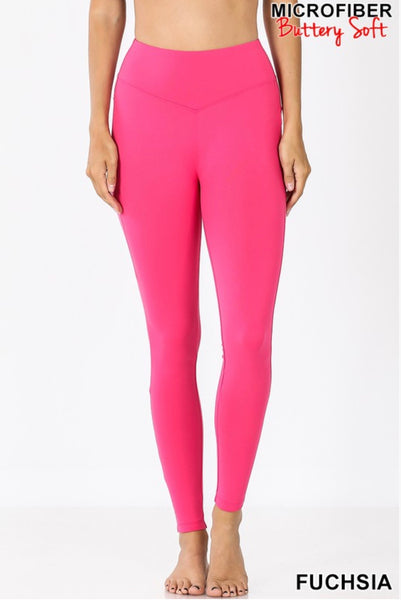 Jossyn Super Soft Leggings - 2 Color Options