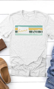 Home State Graphic Tee - 3 State Options