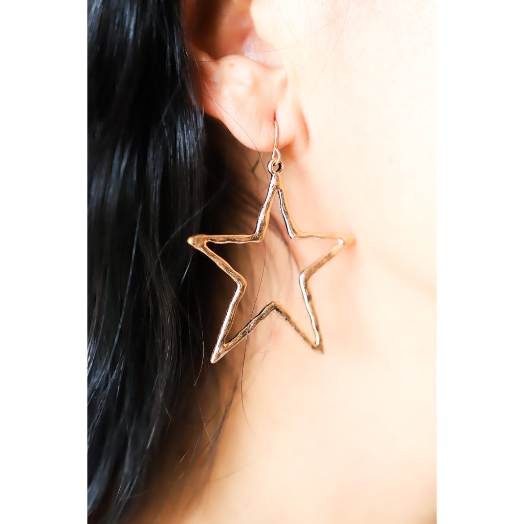 Bright Stars Dangle Earrings