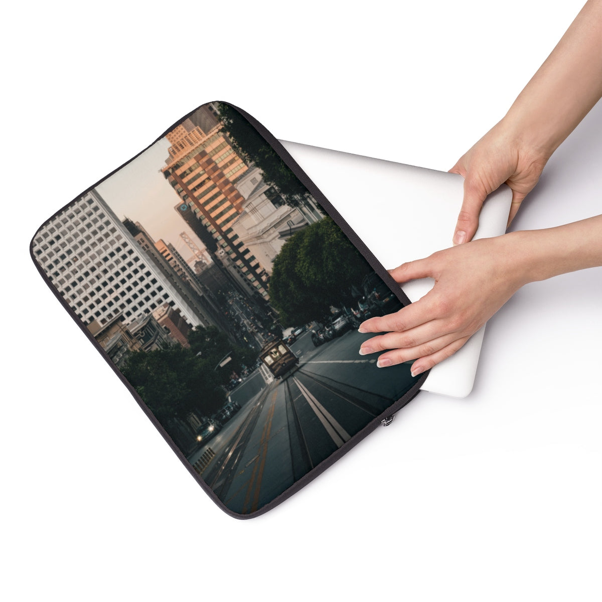 Classic Trolley Laptop Sleeve