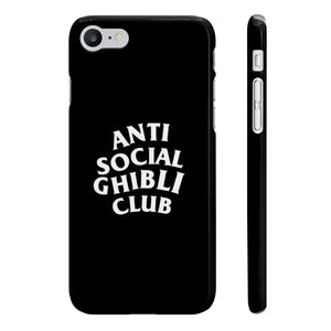 Anti Social Ghibli Club Phone Case