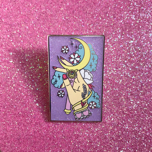Moon Power Pin