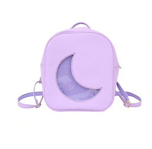 Glitter Moon Ita Bag