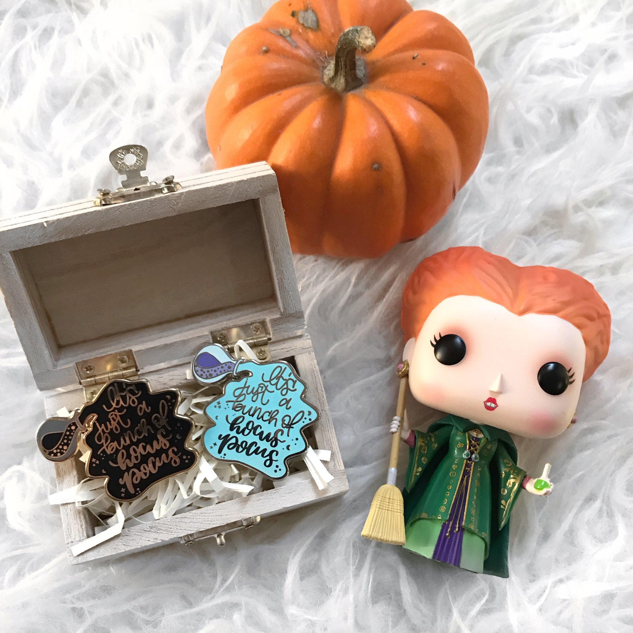 Hocus Pocus Magic Pin