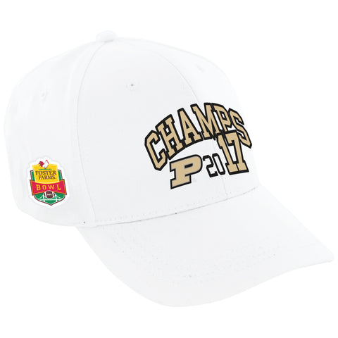 2017 Foster Farms Bowl Champions Baseball Cap