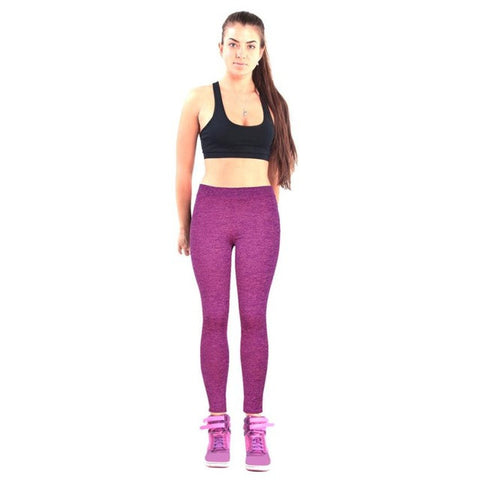 MAGENTA PHAZE | Women's High-Sport Leggings
