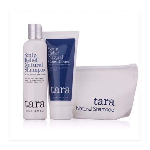 TARA Scalp Relief Natural Shampoo