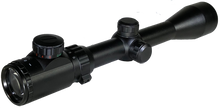 Rifle Scope 3-9x40mm with Illuminated Reticle