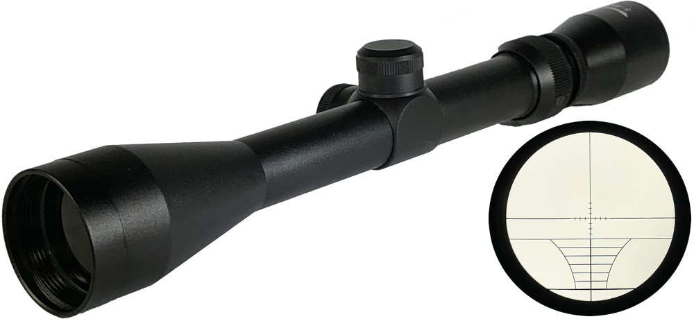 Rifle Scope 3-9x40mm