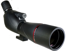 RangeHAWK PRO HD Waterproof Spotting Scope 20x-60x Magnification, Angled 60mm Lens (20-60x60)