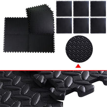 Work / Gym Mat - 216 SQ FT INTERLOCKING EVA FOAM FLOOR MATS (54 pieces)