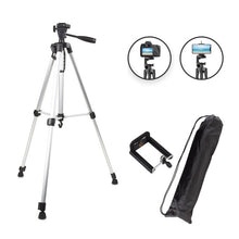 Portable Tripod, Adjustable 20-50in for Spotting Scopes, DSLR Cameras, outdoors and more