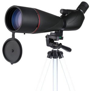 20-60x80 PRO HD Waterproof Spotting Scope for Target Shooting, Hunting, Birdwatching, and MORE!
