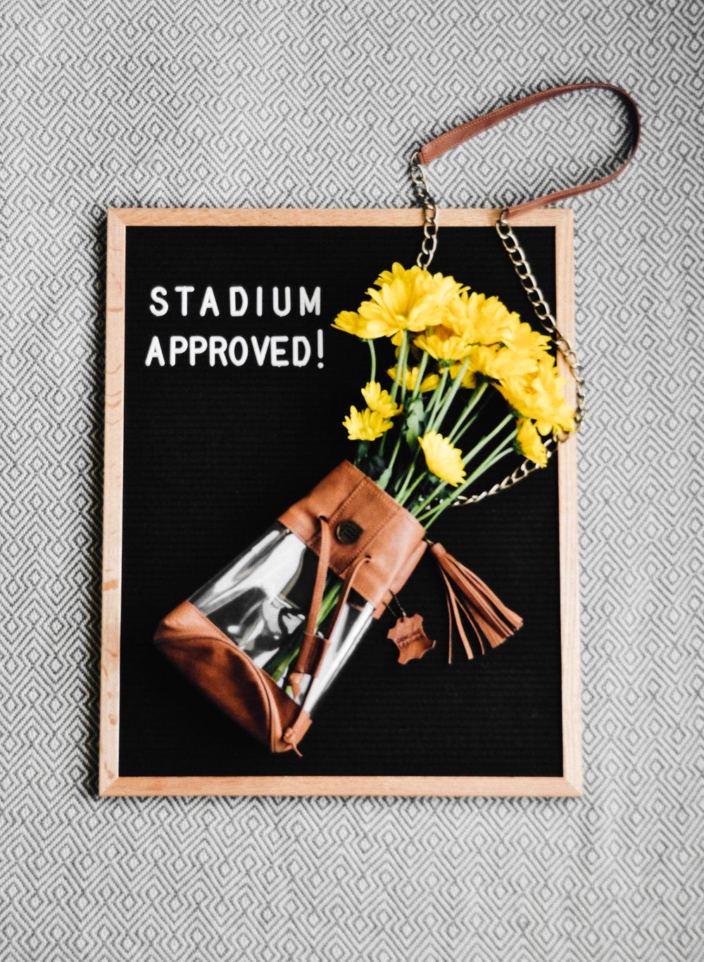 Stadium Approved: Clear Bag Policy