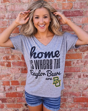 Collegiate – Baylor University® – Home Is Where The Baylor Bears® Are™ - Live Love Gameday®
