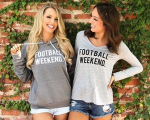 Football – Football Weekend – Long-Sleeve Tee