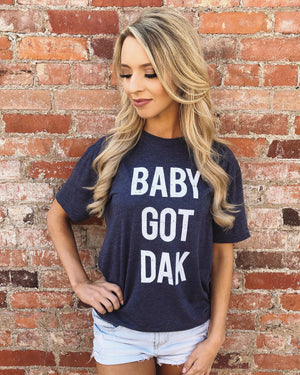 Football – Baby Got Dak – Unisex Tee - Live Love Gameday®