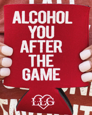 Can Hugger – Alcohol You After The Game - Live Love Gameday®