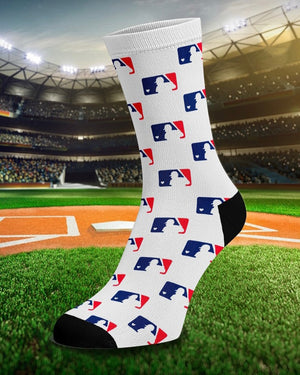 Live Love Baseball Unisex Socks