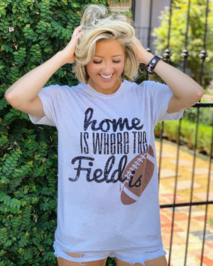 Home Is Where The Field Is® – Basic Tee