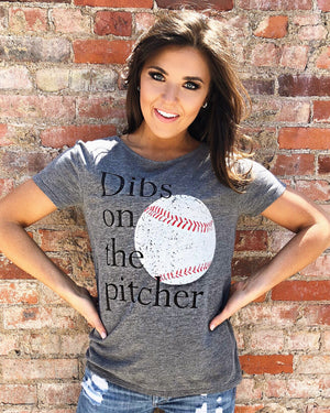 Baseball – Dibs On The Pitcher