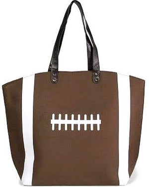 Football Tote Bag - Live Love Gameday®