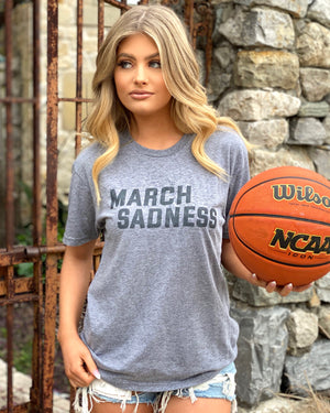 March Sadness Unisex Tee