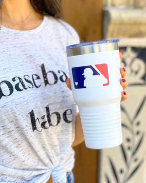 Live Love Baseball 32 oz. Tumbler