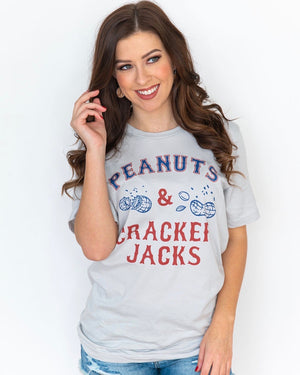 Peanuts & Cracker Jacks Tee
