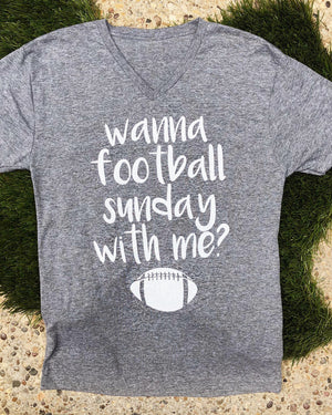 Wanna Football Sunday With Me?