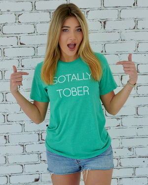 St. Paddy's Day — Sotally Tober Unisex Tee