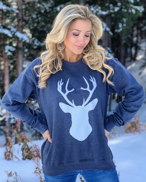 Top Seller: Deer Silhouette Sweatshirt