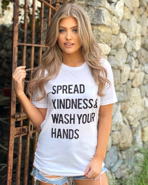 Spread Kindness & Wash Your Hands