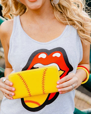 Softball Wallet