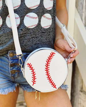 Ballpark Baseball Bag - Live Love Gameday®