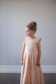 Duchess Eva Junior Bridesmaid Dress - Pink