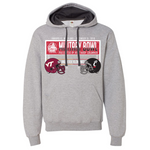 Military Bowl  Virginia Tech Vs. Cincinnati Hoodie Sweatshirt