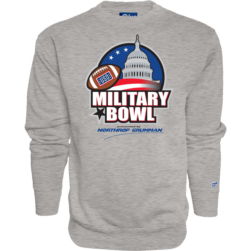 Military Bowl Campbell Crewneck Sweatshirt