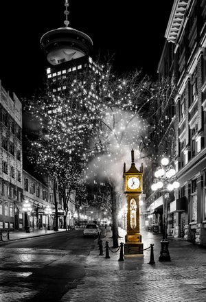 Gastown Steam Clock - Vancouver